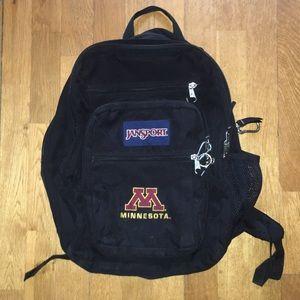 Minnesota Gophers Jansport backpack